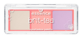 ESSENCE - brit-tea - Eyeshadow Palette