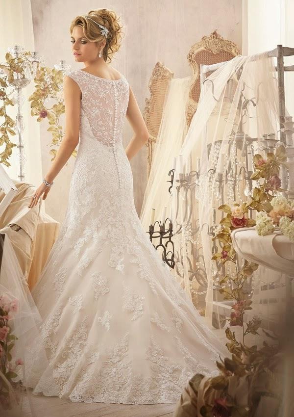 Mori Lee 2014 Fall Bridal Collection