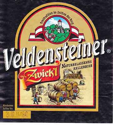 Brauerei Kaiser/Neuhaus: Veldensteiner Zwick'l (Nr. 41)