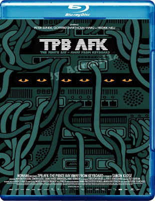 TPB AFK: The Pirate Bay Away From Keyboard (2013) 720p BRRip 700MB mkv subs español