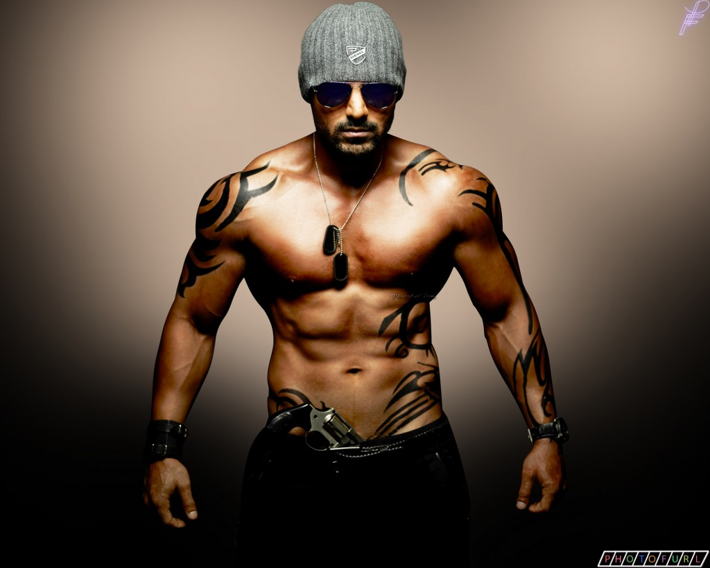 Bollywood John Abraham New Wallpapers 2012