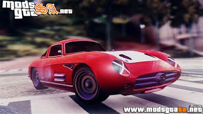 SA - Benefactor Stirling GT do GTA V