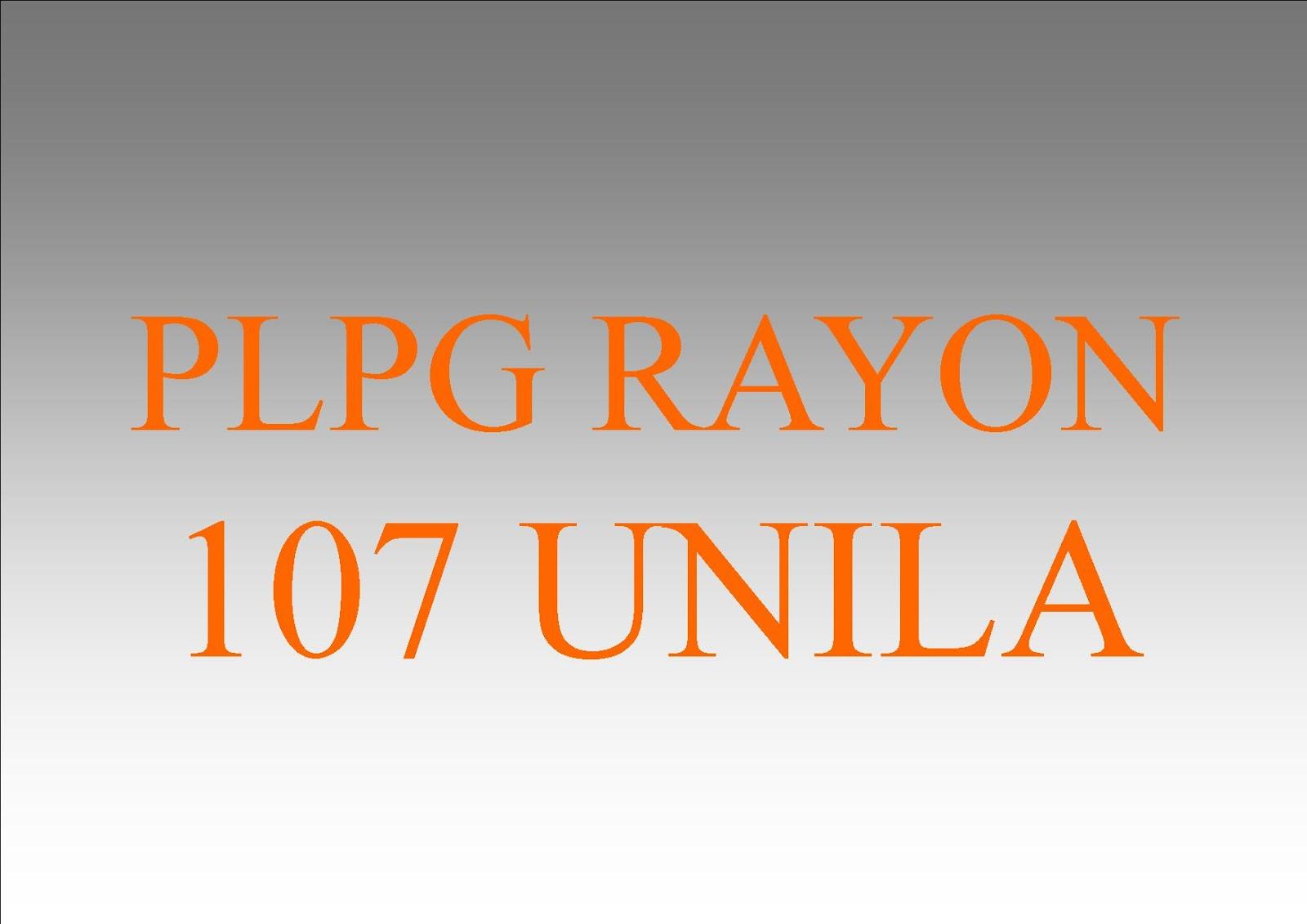 Jadwal dan Daftar Nama Peserta PLPG 2014 Rayon 107 UNILA