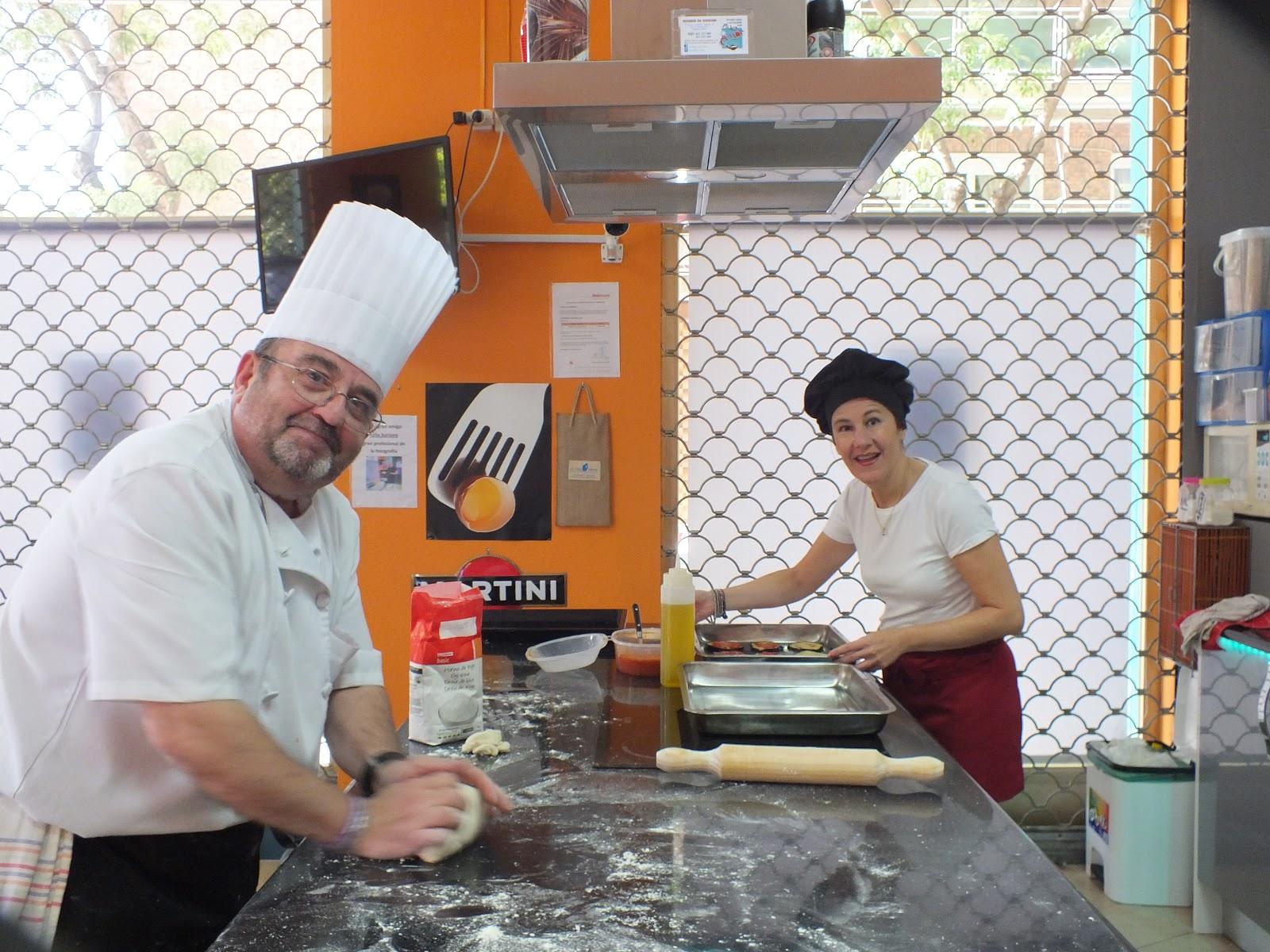 Escuela de cocina pako amor for Haciendo el amor en la cocina
