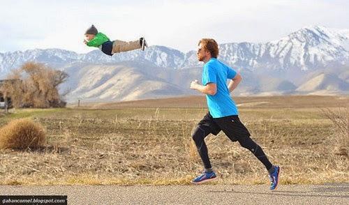 Ternyata Bayi Pesakit Down Syndrome Boleh Terbang