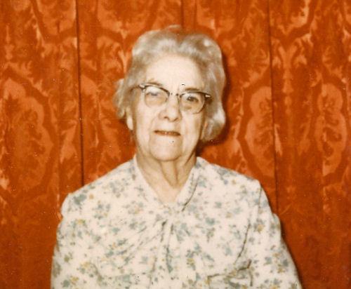 Emily Marguerite Rowe