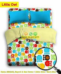 Harga Seprei & Bed Cover / Little Own / Merk Star Jual