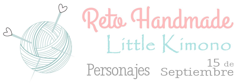 "Reto Handmade ""Personajes"""