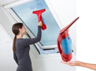 Hogar diez mi opini n sobre vileda windomatic for Aparato para limpiar cristales