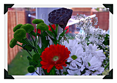 flowers, birthday, presents