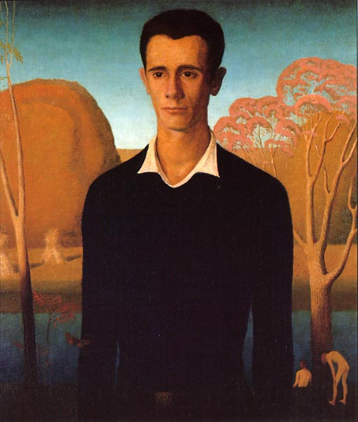 Famous Painting By Grant Wood