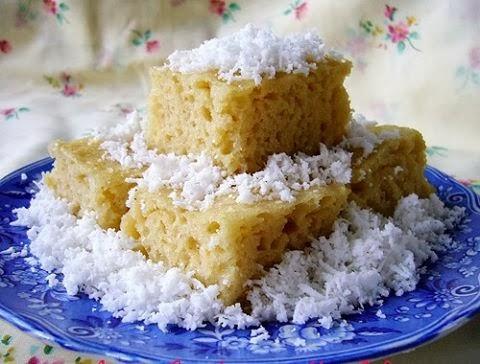 Resep Kue Apem Potong
