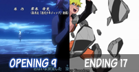 naruto shippuden opening 9 ending 17