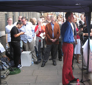 Secular Europe 2012 - Peter Tatchell - powerful and natural orator.