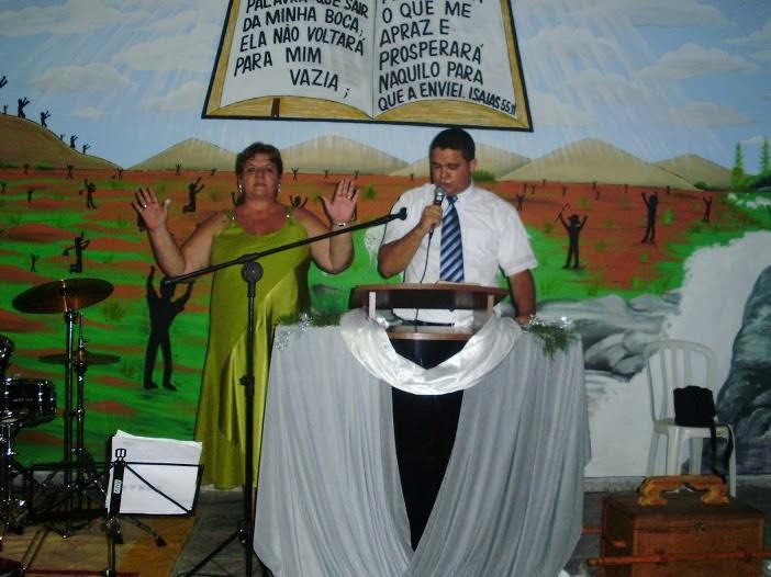 Nossa Primeira Igreja