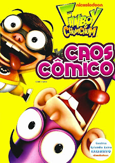 Download Fanboy e Chum Chum: Caos Cmico   DVDRip Avi Dublado