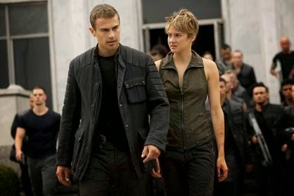 INSURGENT FEATURETTE