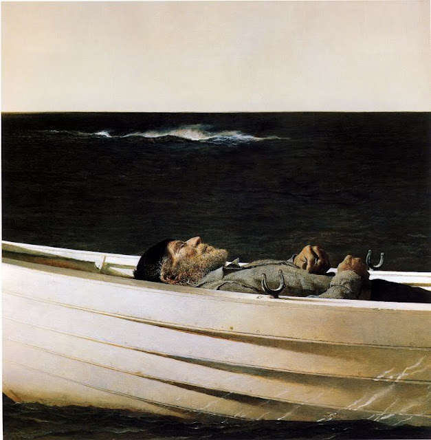 an analysis of andrew wyeths spindrift The woman in andrew wyeth's famous painting christina's world, suffered from charcot-marie-tooth disease  urge medics as a new analysis reveals the uk still has.