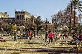 Pasear por Sevilla. Rutas. Monumentos .
