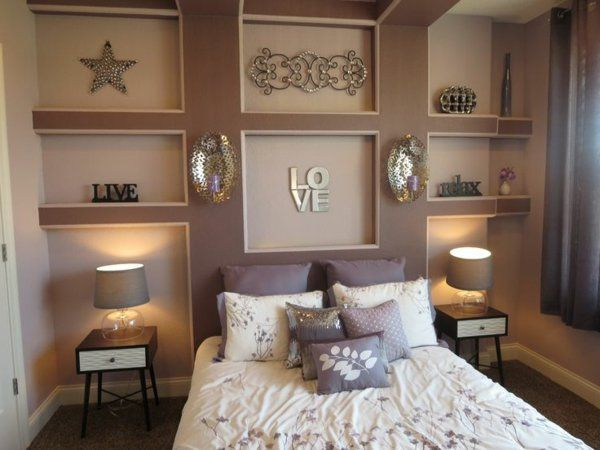 Ideas para decorar y pintar una habitaci n dormitorios - De que color pintar un dormitorio ...