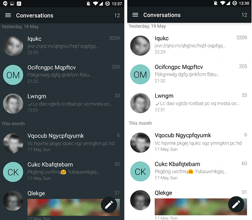Download YAATA SMS Premium Apk