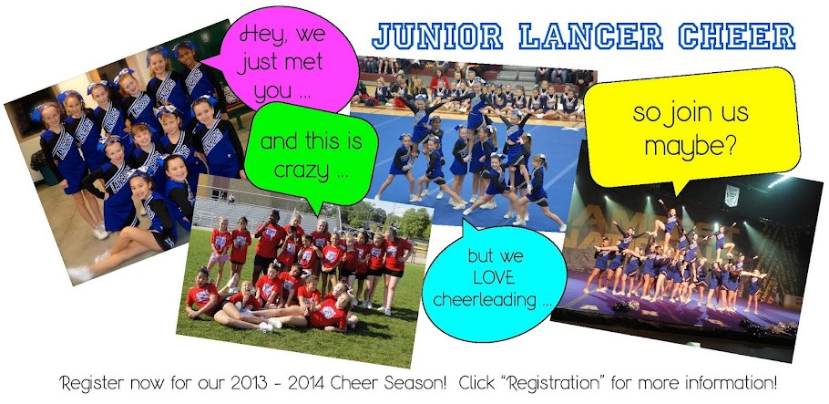 Junior Lancer Cheer