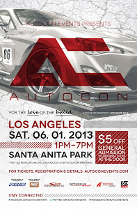 RAD Experience Supports AutoCon Los Angeles
