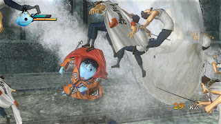 One Piece Pirate Warriors Gamescom Gameplay Screenshots Jimbei