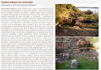 Lista Roja del Patrimonio: Ciudad antigua de Lacimurga (Navalvillar de Pela/Puebla de Alcocer)