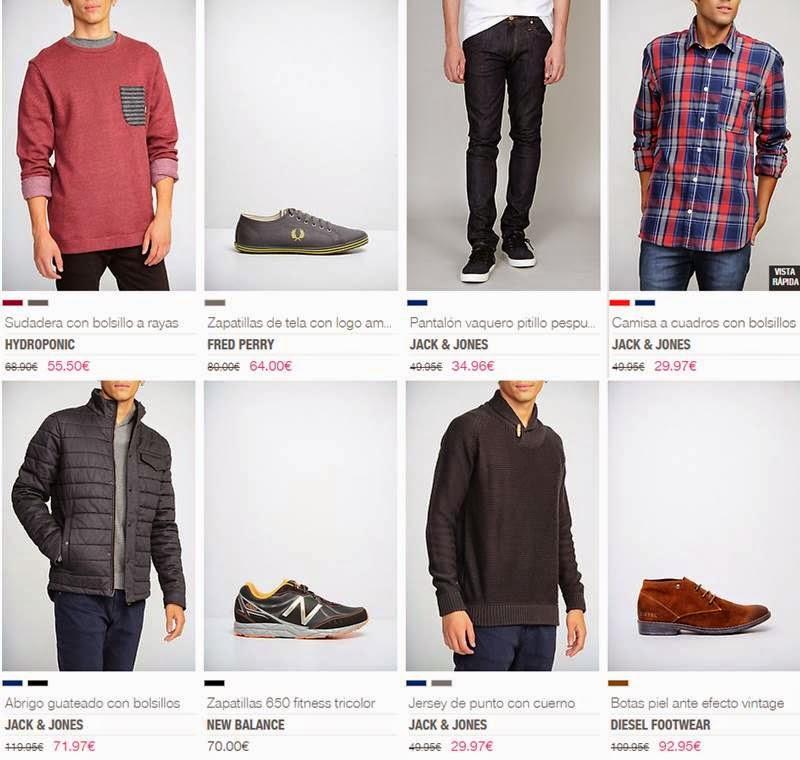 ropa de hombre armario de la tele 11-14