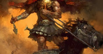 a comparison of heroism in odysseus and achilles Greater than homer's for example, he must sing about the fall, a sad task, yet  argument not less but more heroic then the wrauth of stern achilles on his foe .
