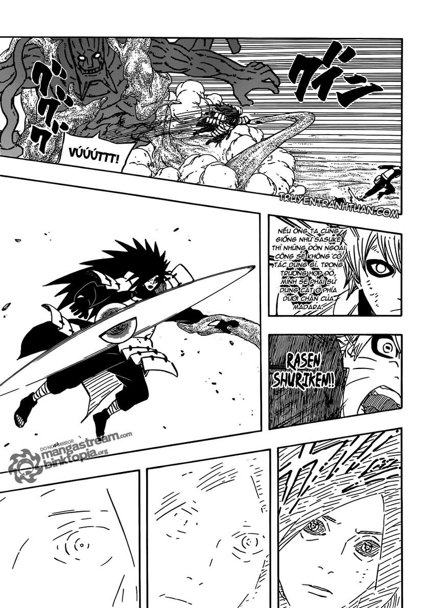 Naruto - Chapter 560 - Pic 14