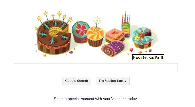 Google Rayakan Ulang Tahun Penggunannya