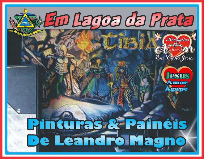 Obras de Leandro Magno