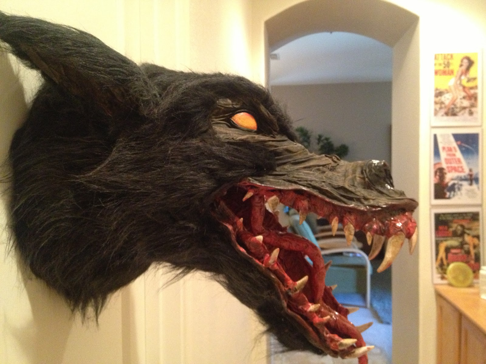 & 102 Wicked Things To Do: #33 The Big Bad Wolf