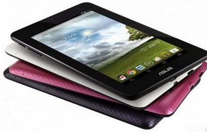 informasi harga terbaru yakni harga tablet asus terbaru tahun 2014