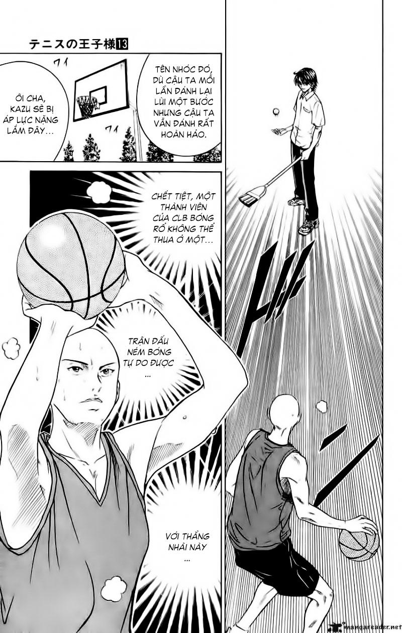 Prince of Tennis chap 110 Trang 15