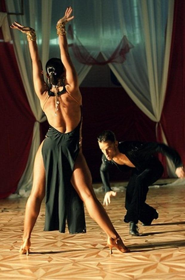 Секс в стиле танго