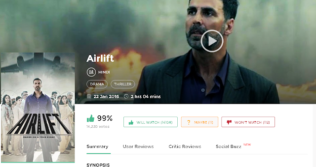 Airlift 2016 Full Hindi Movie in HD 720p avi mp4 3gp hq free Download