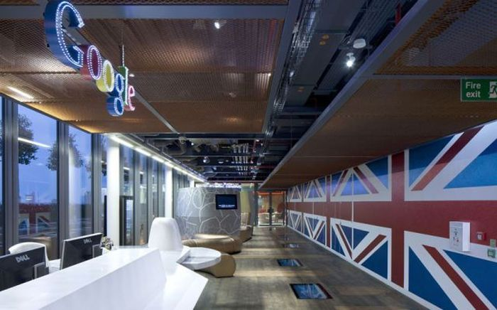 brandnew google office in london funwithnet28129 - New Google Office in London