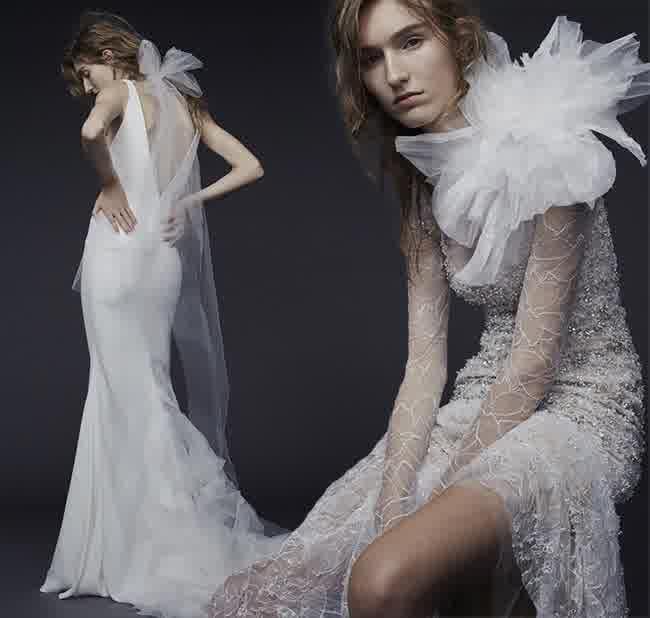 Vera Designer Wedding Dresses 2017