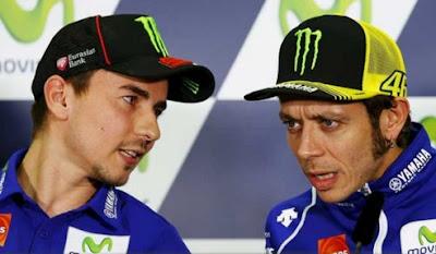 Rossi dan Lorenzo Tak Bakal Bisa Akur Dalam Satu Tim, Ini Cara yang Bakal Ditempuh Demi Memisahkan Mereka