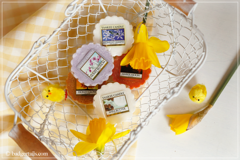 Yankee Candle Wax Melts for Spring