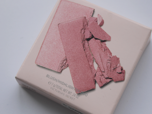 Victoria Secret Very Sexy Blush/Highlighter Duo - Runway.