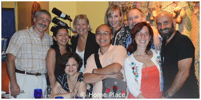 Talk-A-Vino, DeeCuise, Local-Food-Rocks, CTBloggers, HomePlace