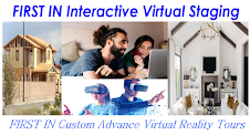 Interactive Virtual Staging & Virtual Reality Tours