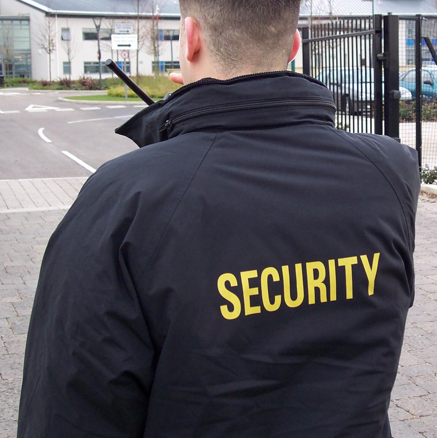 Как устроиться охранником