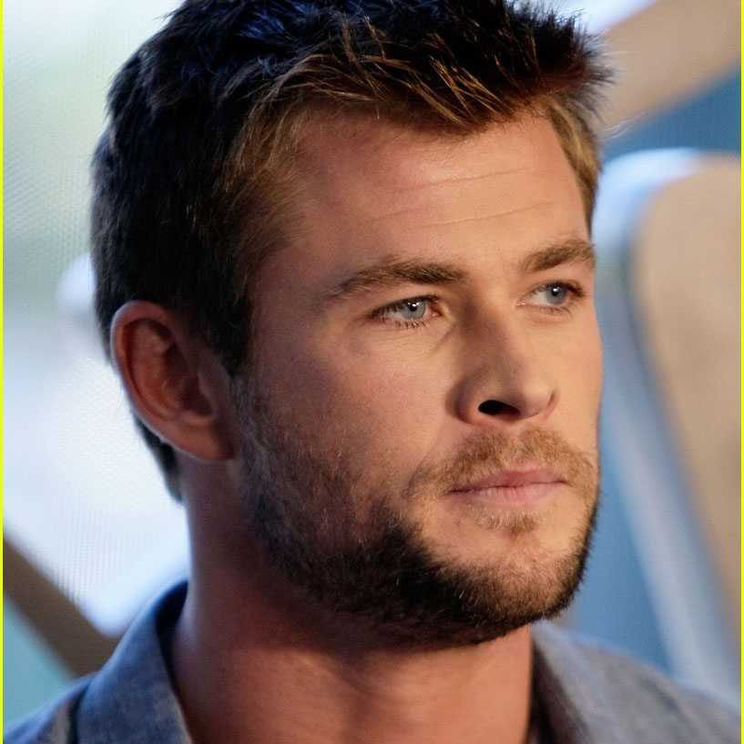 Are Chris Hemsworth Eyes Really Blue Chris hemsworth