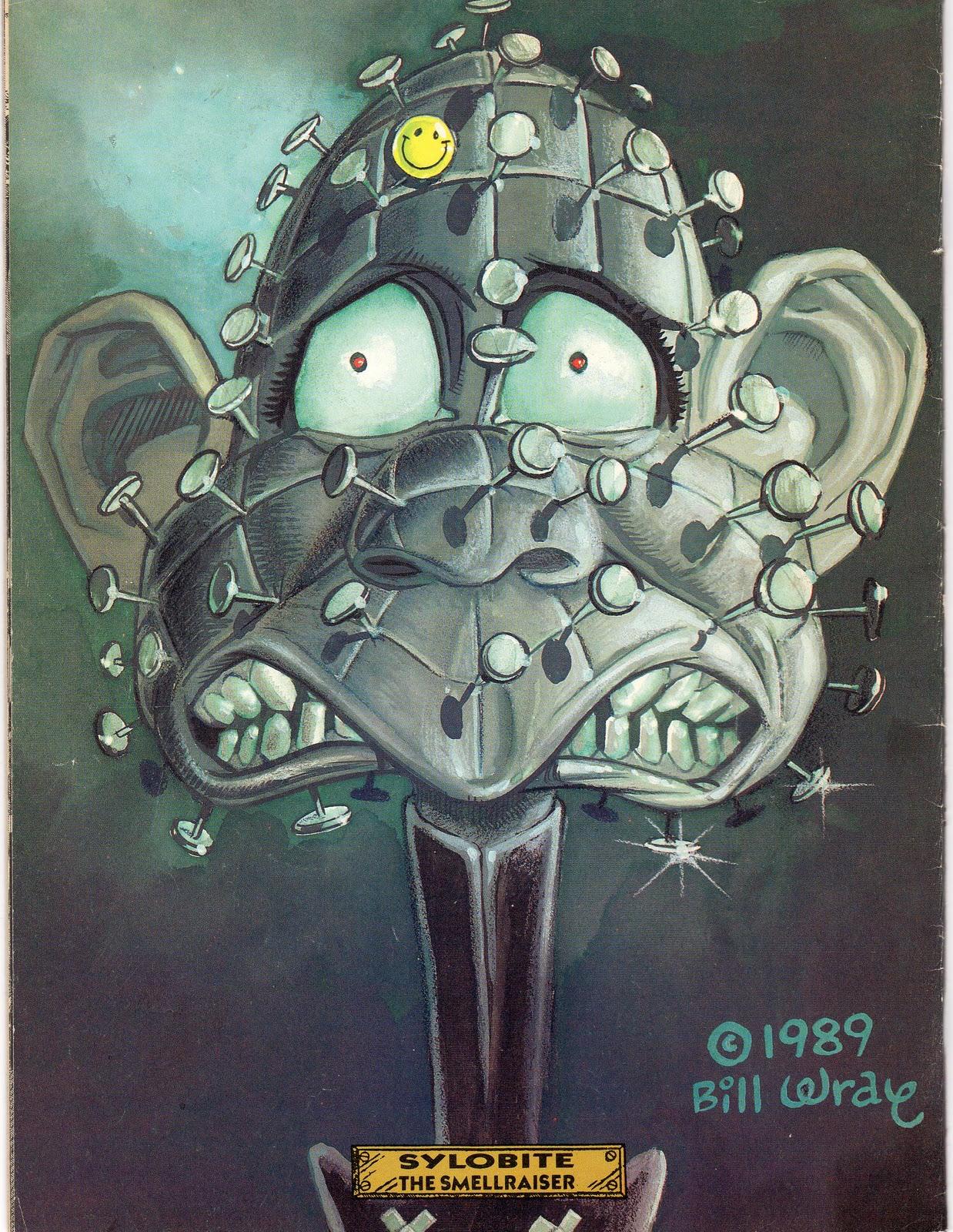 1988 Fangoria Collectors Magazine #70 Pumpkinhead