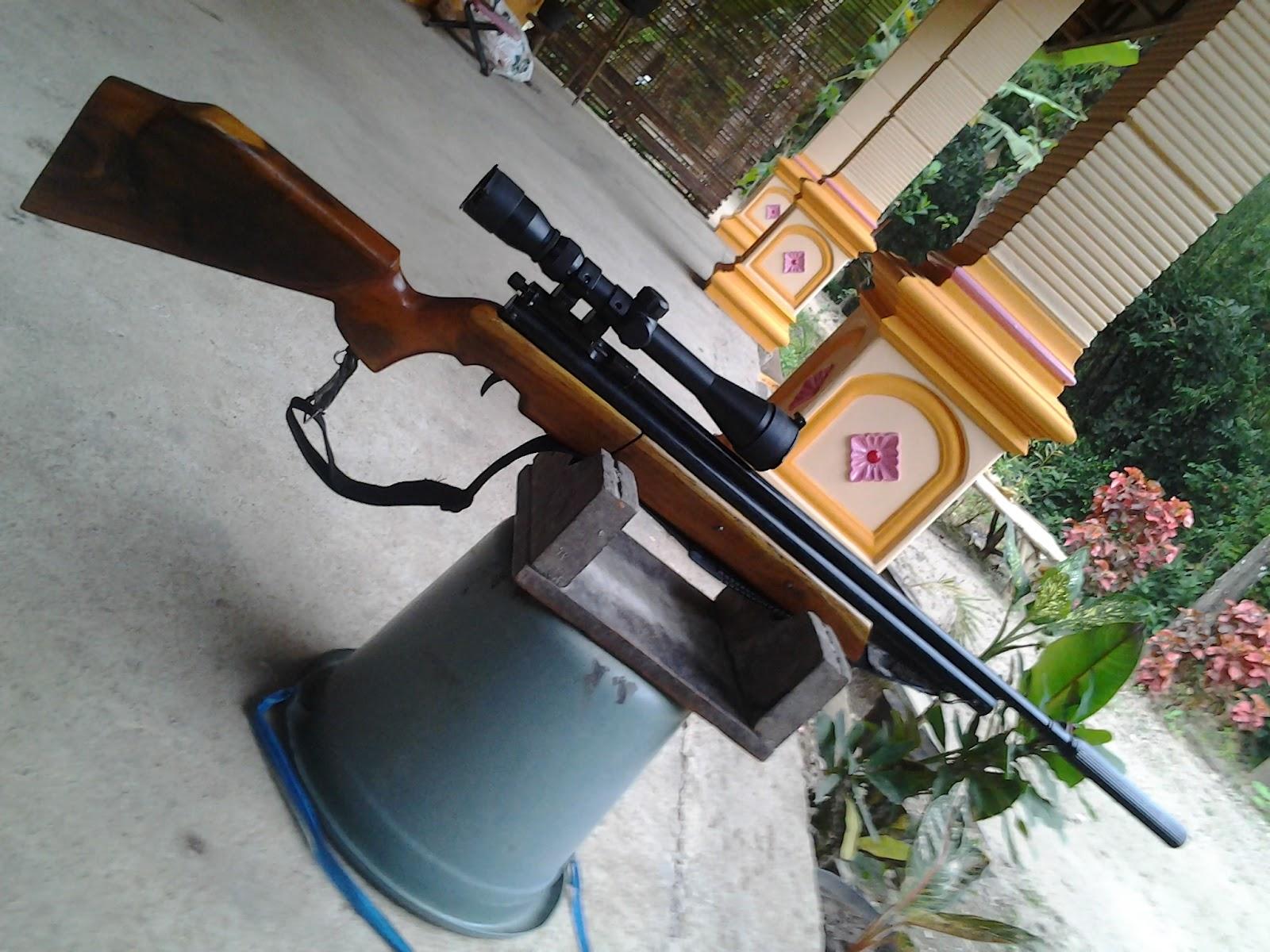 Zeroing: akurasi senapan angin